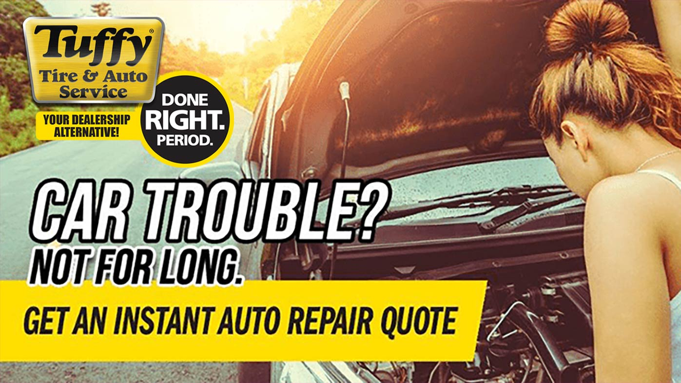Get an instant repair quote