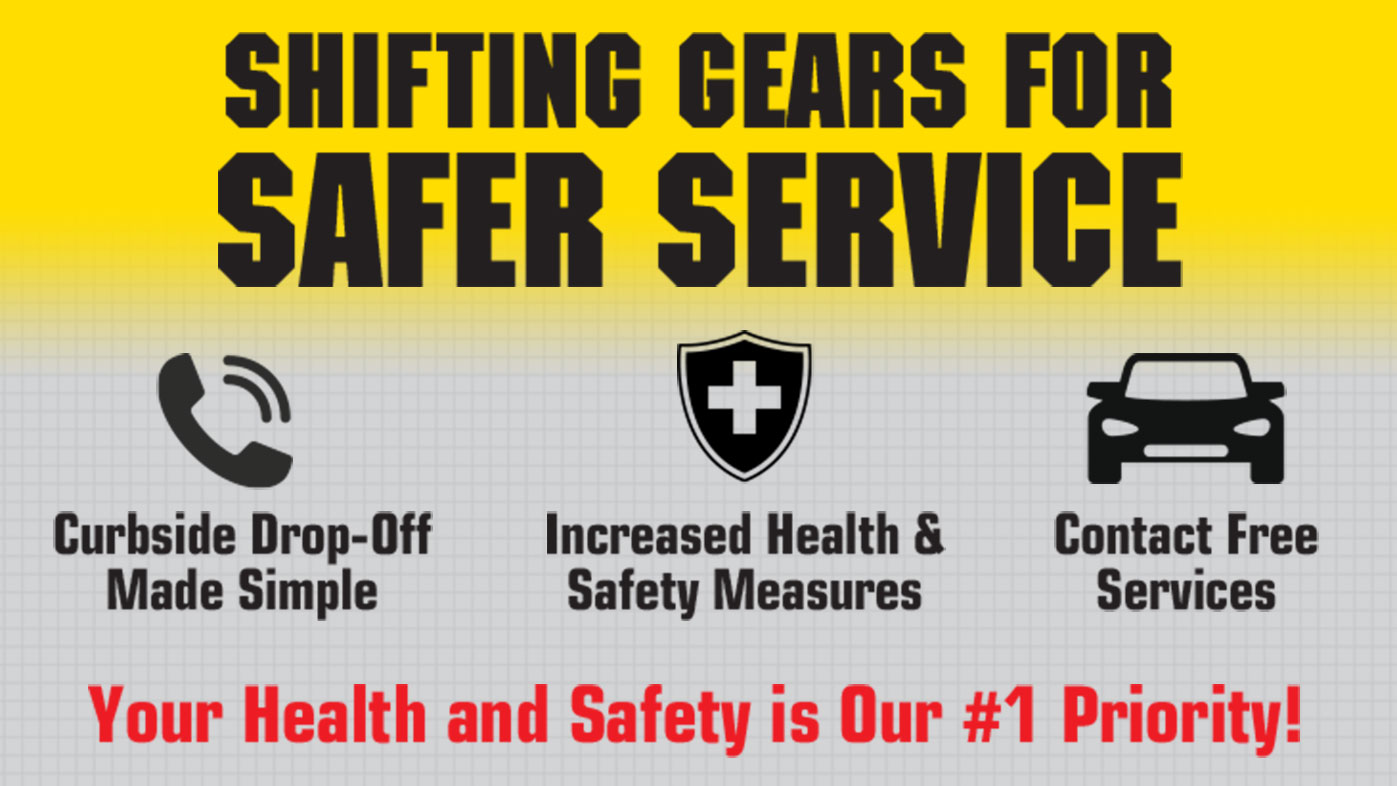 Shifting Gears for Safer Service