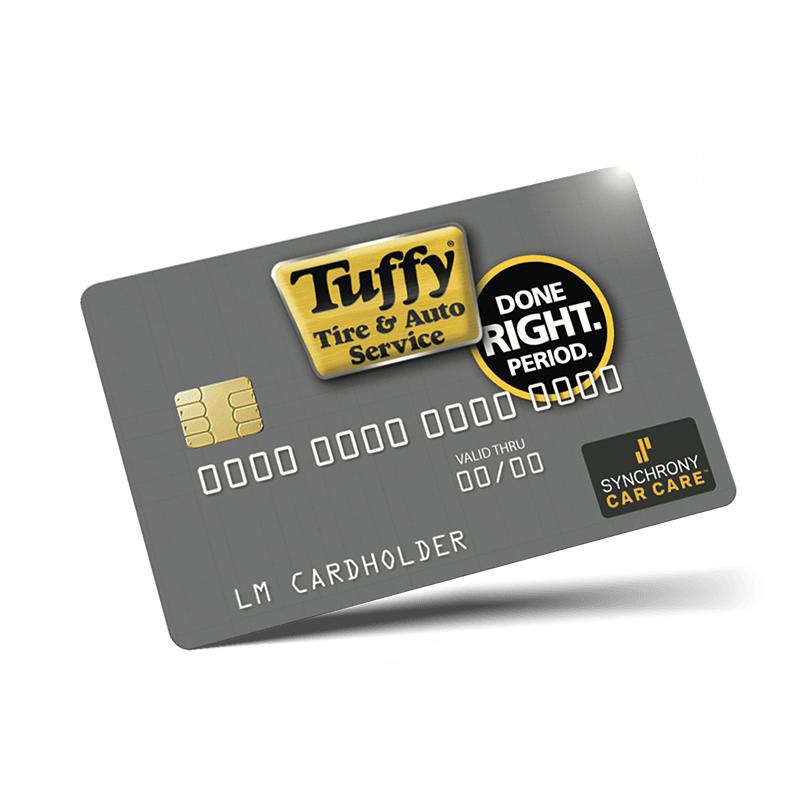 Get Your Tuffy Card